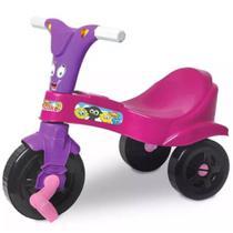 Motoca Infantil Menina Velotrol - Lugo Brinquedos