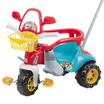 Motoca Infantil Tico Tico Zoom Max Azul - Magic Toys