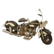 Motocicleta de metal - Btc decor