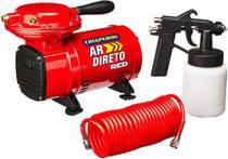 Motocompressor Ar Direto 40 Lbf C/kit 20328 Red Chiapeniri - Chiaperini
