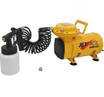 Motocompressor ar direto 40lbf jet facil com kit schulz jet facil biv -