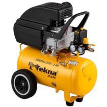 Motocompressor de Ar 24L 115PSI Tekna CP8525-1C 110V -