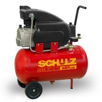 Motocompressor De Ar Csi-8.5/25 Monofásico 127V - Schulz -