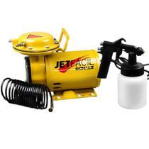 Motocompressor de Ar Direto Jet Fácil 1/3HP 110V/220V - SCHULZ -