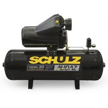 Motocompressor De Ar Estac. Alternativo De Pistao Mcsv20 - Schulz 922.9300-0 -