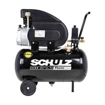 Motocompressor de ar pratic air 8,5 25l 110v - Schulz