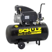 Motocompressor de ar pratic air 8,5 50l 220v - Schulz
