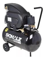 Motocompressor Pratic Air 8,5 Pés 2 HP 25L Monofásico - SCHULZ-CSI-8525-AIR -