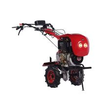 Motocultivador À Diesel Partida Elétrica 418cc Tdt110 Toyama -
