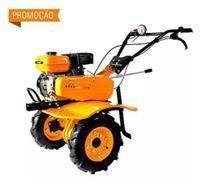 Motocultivador à Gasolina 7,0 CV com Rodas e Enxadas ZT900G4T ZMAX -