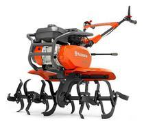 Motocultivador Micro-trator Husqvarna Tf338 Enxada Rotativa -