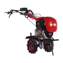 Motocultivador Tratorito TTD110 Diesel Partida Elétrica Com Rodas e Enxadas Toyama -