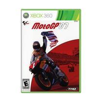 MotoGP 07 - Xbox 360 - Jogo