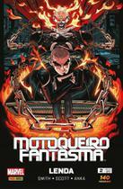 Motoqueiro Fantasma - Edição 2 - Lenda - Marvel -