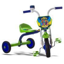 Motoquinha Infantil Para Meninos Tico Tico Triciclo Criança - Ultra Bikes