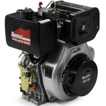 Motor 4 Tempos Á Diesel Partida Elétrica 456cc Tde130e Toyama -
