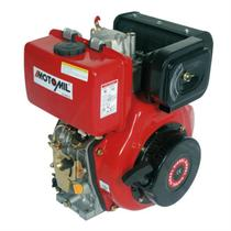 Motor Á Diesel 6Hp Partida Manual 1.5 L/H 3600Rpm Motomil -