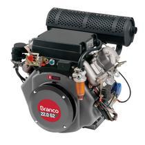 Motor A Diesel Branco BD-22.0G2 22Cv 870cc Partida Elétrica -