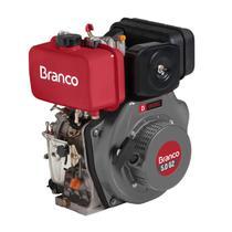 Motor A Diesel Branco BD5.0G2 5Cv 211cc Partida Elétrica -