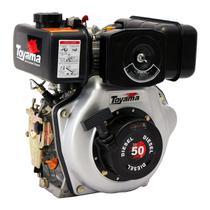 Motor à Diesel Multiuso 4.7hp 4T Partida Manual Td50f Toyama -