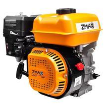 Motor À Gasolina 4 Tempos 5.5hp Estacionário Zm55g4t Zmax -