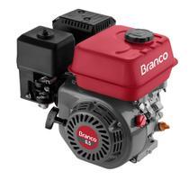 Motor A Gasolina 4T Branco B4T6.5H 6.5Cv 196cc Partida Manual -