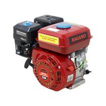 Motor a Gasolina 7HP Partida.Manual Eixo 3/4 POL 19,05mm - NMG734 - Nagano -