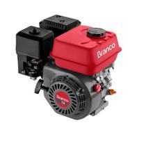 "Motor a Gasolina Multiuso 7,0 cv Eixo 3/4"" Branco B4T 7 -"