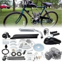 Motor Bicicleta Motorizada Gasolina 80cc 2t Completo - Siga Tools