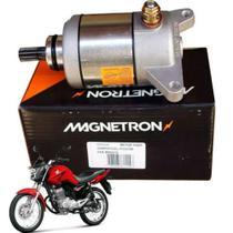 Motor de Partida HONDA TITAN 150 Fan 125 150 Todas Magnetron -