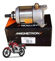 Motor de Partida Titan 150 Todas Magnetron -
