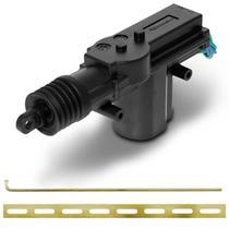 Motor de Trava Elétrica Universal Roadstar RS 01BR Individual com 2 Fios Mono Serventia -