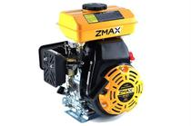 Motor Estacionário a Gasolina 2.5CV 4Tempos Partida Manual Zmax -