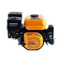 Motor Estacionário a Gasolina 6.5CV 4 Tempos Partida Elétrica Zmax -