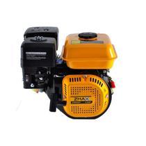 Motor Estacionário a Gasolina 6.5CV 4 Tempos Partida Manual Zmax -