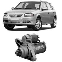 Motor Partida Arranque 12v Gol G2 G3 G4 G5 G6 97 a 2014 Valeo -