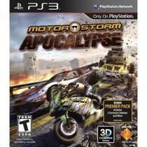 Motor storm: Apocalypse - Ps3 - Sony