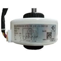 Motor ventilador evaporadora ar condicionado split wall gree 12000 btus -