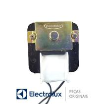 Motor Ventilador + Sensor Temperatura 127V 64390400 / 70294644 Refrigerador Electrolux DF62X, DT80X -