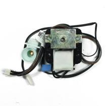 Motor ventilador +  sensor temperatura geladeira electrolux 127v 6 vias 70201413 -