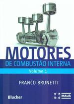 Motores de Combustão Interna - Vol.01 - Blucher