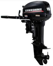 Motores de popa - linha km - Kawashima
