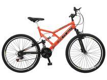 Mountain Bike Aro 26 Colli GPS 148.12 Aço V-Brake - 21 Marchas