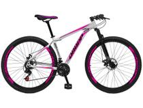 Mountain Bike Aro 29 Dropp Aluminum Freio a Disco - 21 Marchas