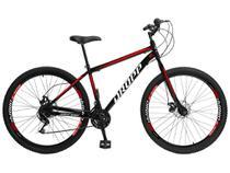 Mountain Bike Aro 29 Dropp Sport Aço Carbono - Freio a Disco 21 Marchas