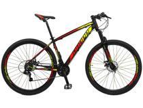 Mountain Bike Aro 29 Dropp Z3 Aço Alumínio - Freio a Disco 21 Marchas