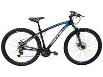 Mountain Bike Aro 29  Polimet Nitro 7162 Downhill - Downhill Alumínio Freio a Disco 21 Marchas