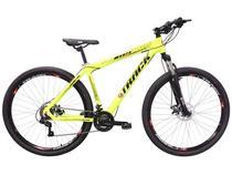 Mountain Bike Aro 29 Track Bikes TKS 29 VN - Alumínio Freio a Disco 21 Marchas