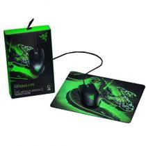 Mouse Abyssus Lite Chroma + Mousepad Goliathus Mobile - Razer -