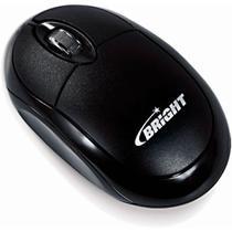 Mouse Bright Usb Espanha Preto -